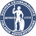 Asianajajaliitto logo
